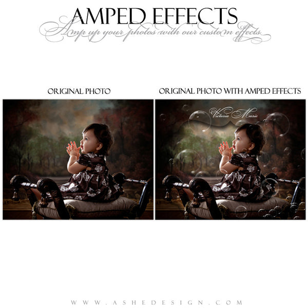 Amped Effects - Bubbles