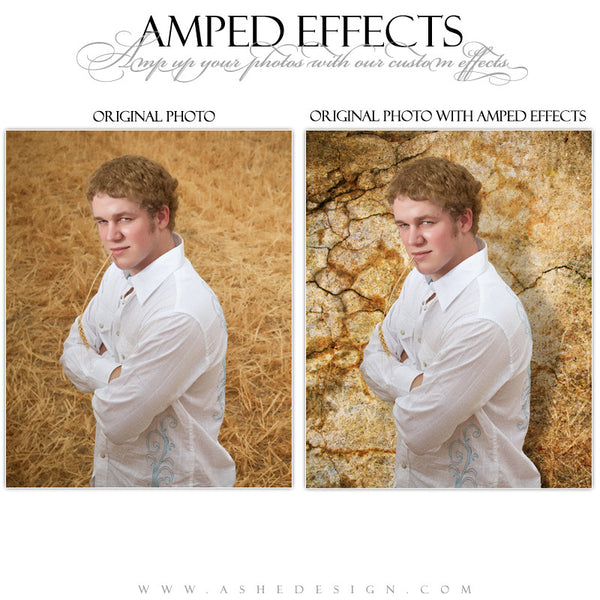 Amped Effects - Earth