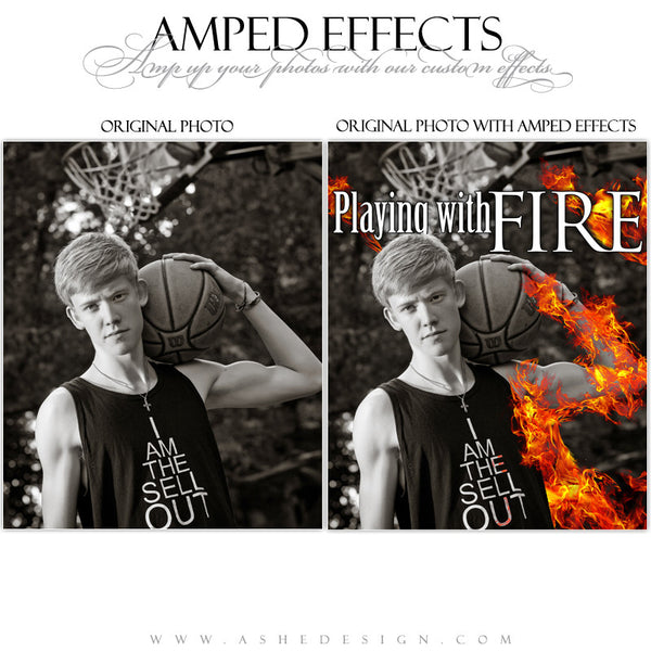Amped Effects - Fire