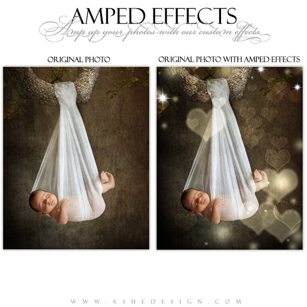 Amped Effects - Glistening Hearts