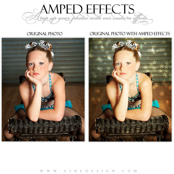 Amped Effects - Shining Stars