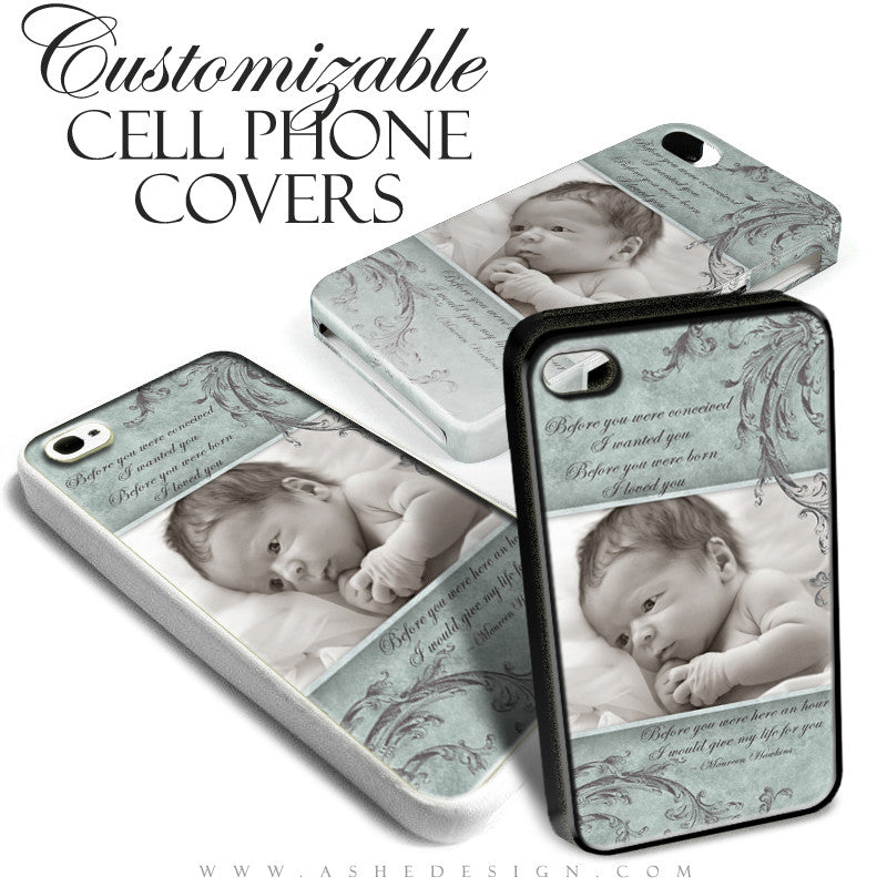 Cell Phone Cover Designs - A Mother's Love
