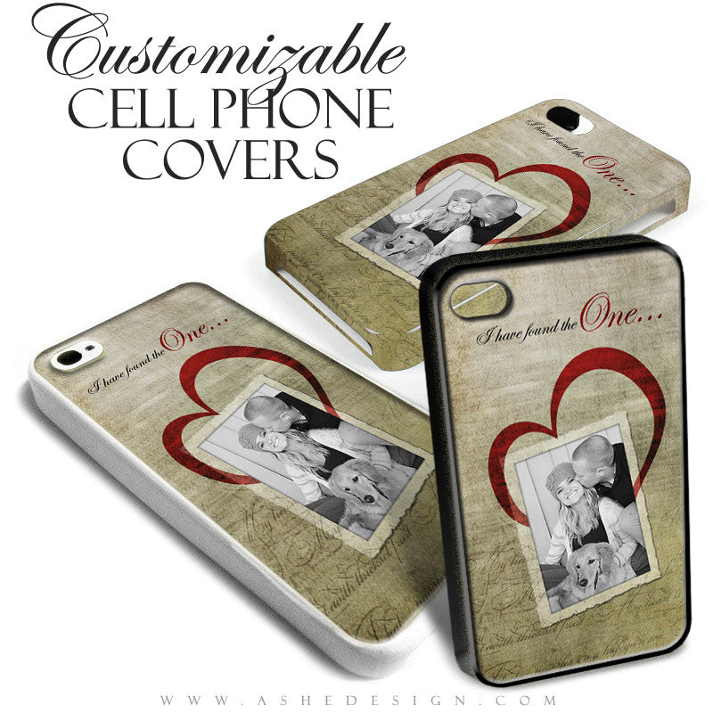 Cell Phone Cover Designs - Love Letters