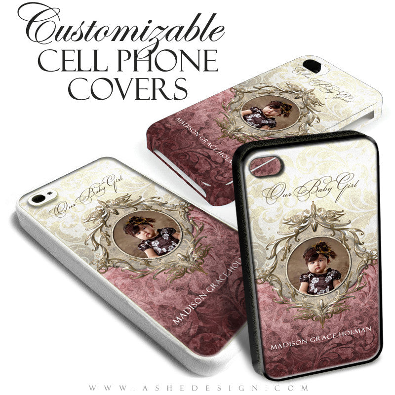 Cell Phone Cover Designs - Madison Grace