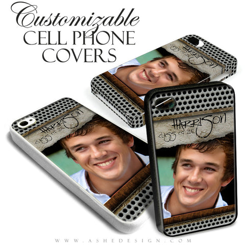 Cell Phone Cover Designs - Scrap Metal