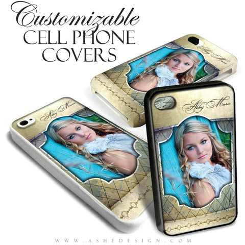 Cell Phone Cover Designs - Spring Rain