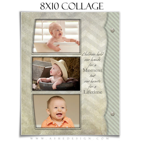 Collage Design (8x10) - Classic Chevron