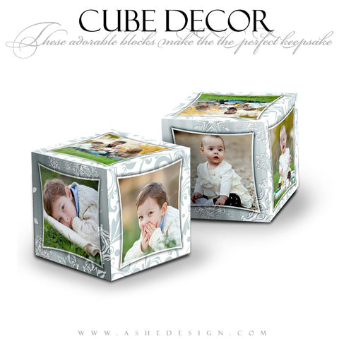 Cube Decor Design - Believe