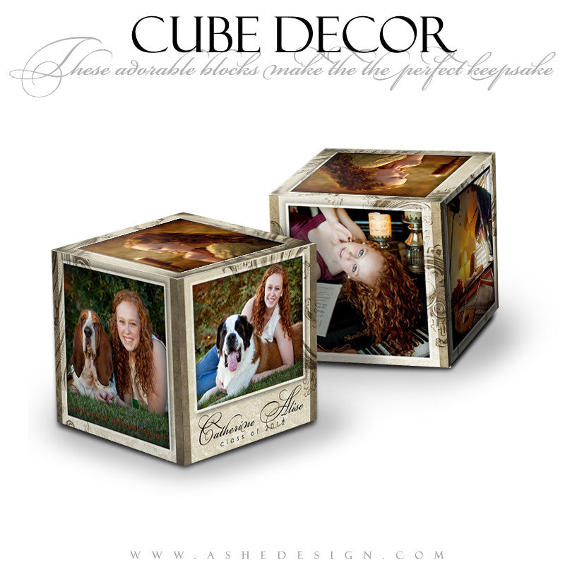 Cube Decor Design - Catherine Alise