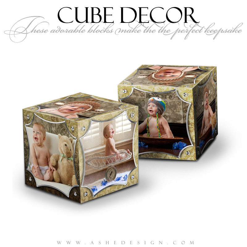 Cube Decor Design - Opulence
