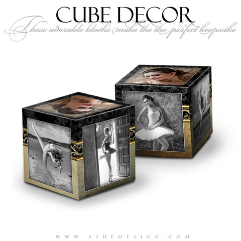 Cube Decor Design - Rejoice