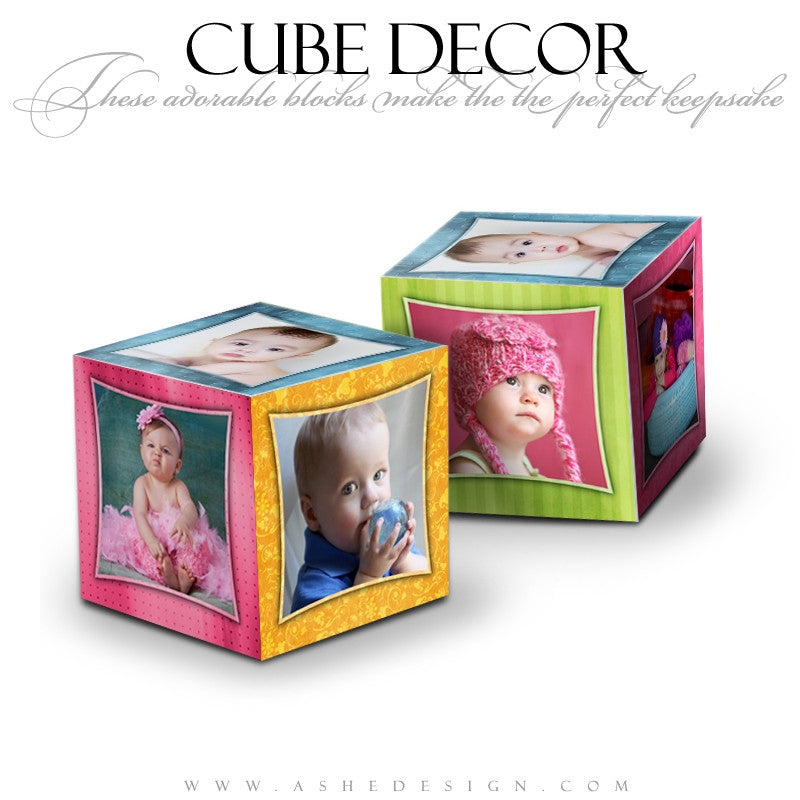 Cube Decor Design - Spring Fling