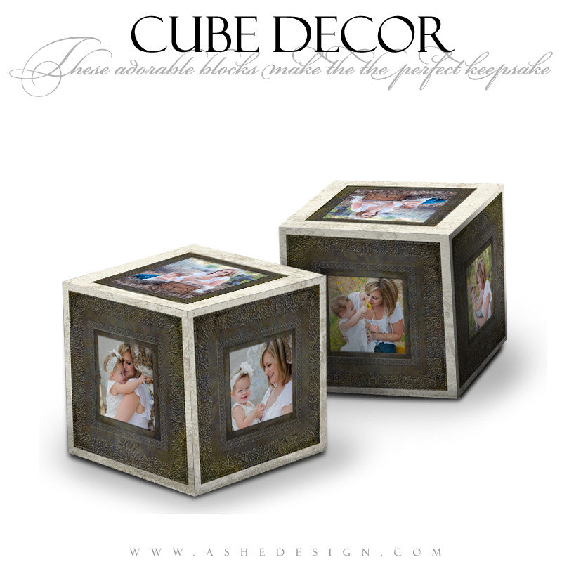 Cube Decor Design - The Night Before Christmas