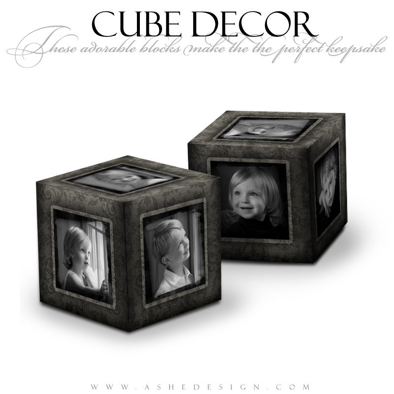 Cube Decor Design - Timeless