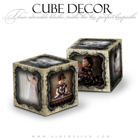 Cube Decor Design - Timeless Beauty