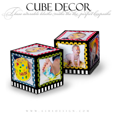 Cube Decor Design - Whimsy