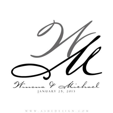 Monogram Design - Brittney