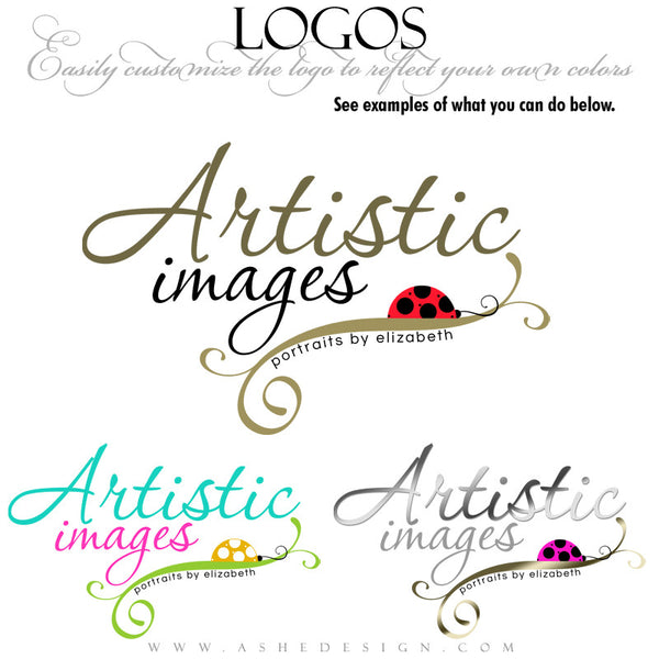 Customizable Logo - Bugaboo
