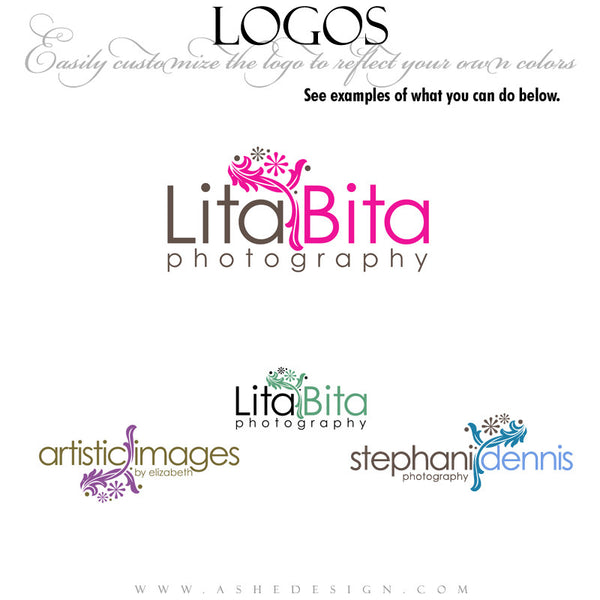 Customizable Logo - Lita Bita