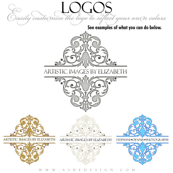 Customizable Logo - Regal