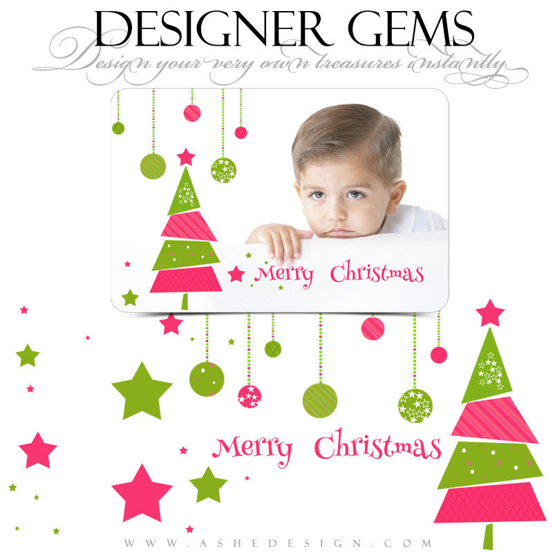 Designer Gems - Whimsical Christmas