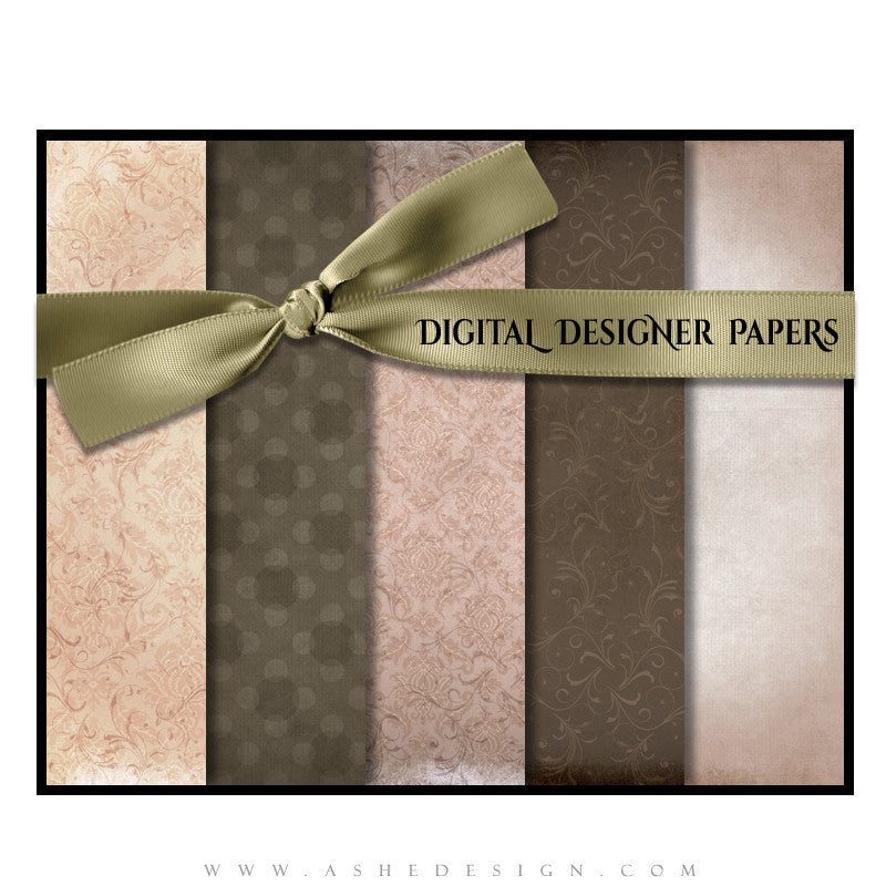 Digital Paper Set | Amber Marie