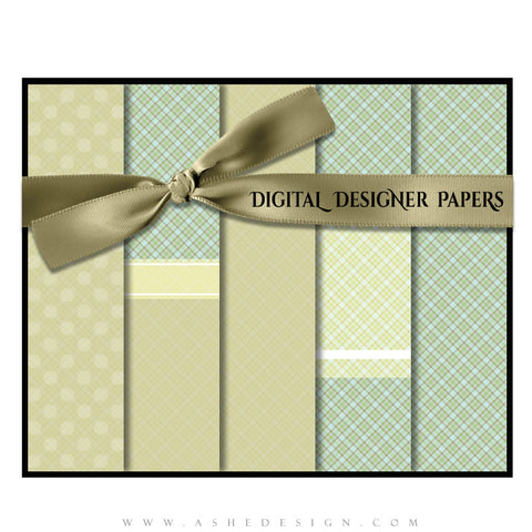 Digital Paper Set | Andrew James