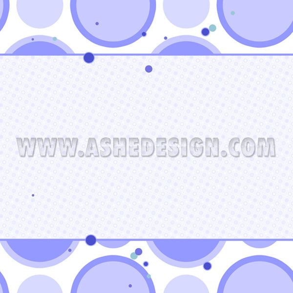 Ashe Design | Digital Designer Paper5 | Bubble Gum Blue