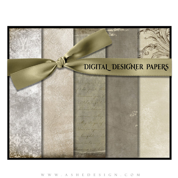 Digital Designer Paper Set - Catherine Alise (Vol. 1)