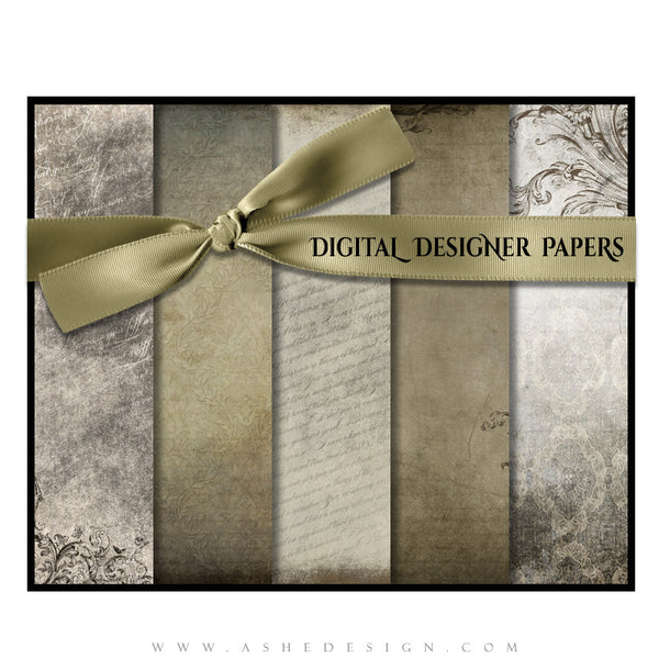 Digital Designer Paper Set - Catherine Alise (Vol. 2)