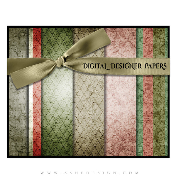 Digital Papers | Christmas Keepsake (Vol. 4) set