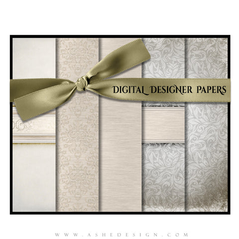 Digital Designer Paper Set - I Do Too