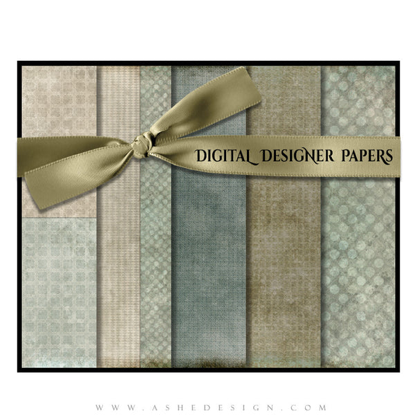 Digital Designer Paper Set - Parker Elliot