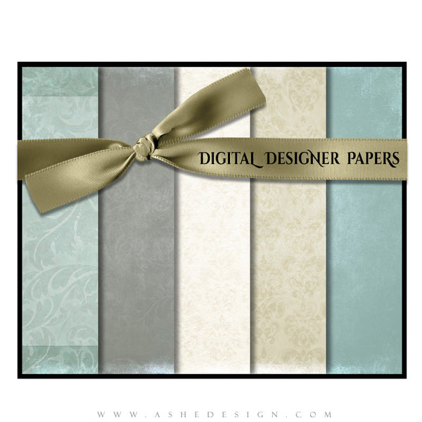 Digital Designer Paper Set - Soul Mate