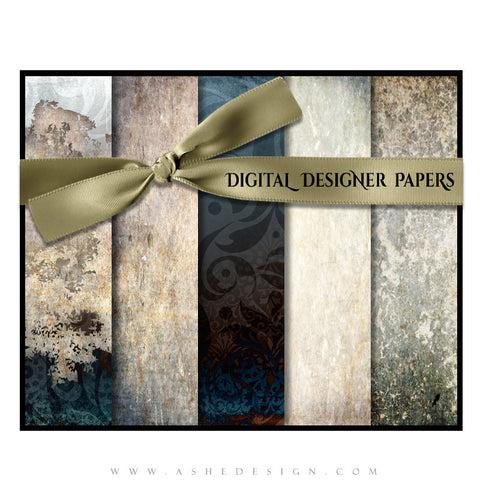 Digital Designer Paper Set - Tiernan Michael