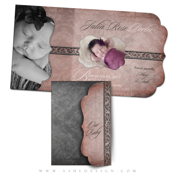 Folded_Luxe_5x7_Birth_Announcement