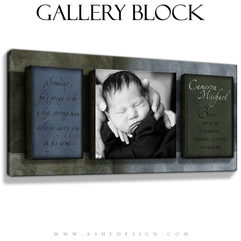 Gallery Block Design - Cameron Michael