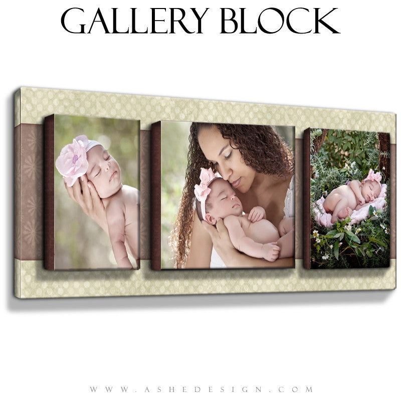 Gallery Block Design - Emily Grace