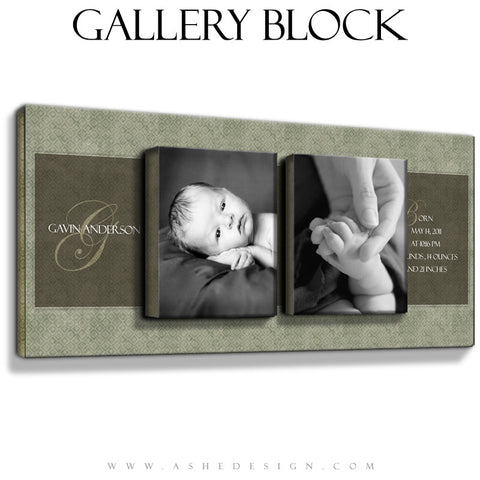 Gallery Block Design - Gavin Anderson