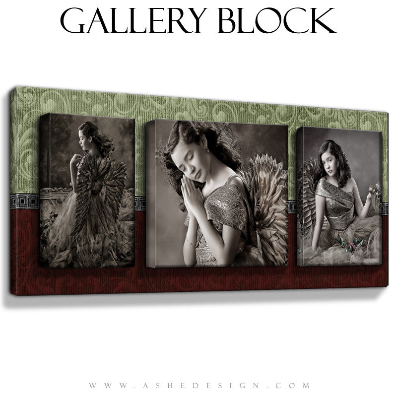 Gallery Block Design - Joy