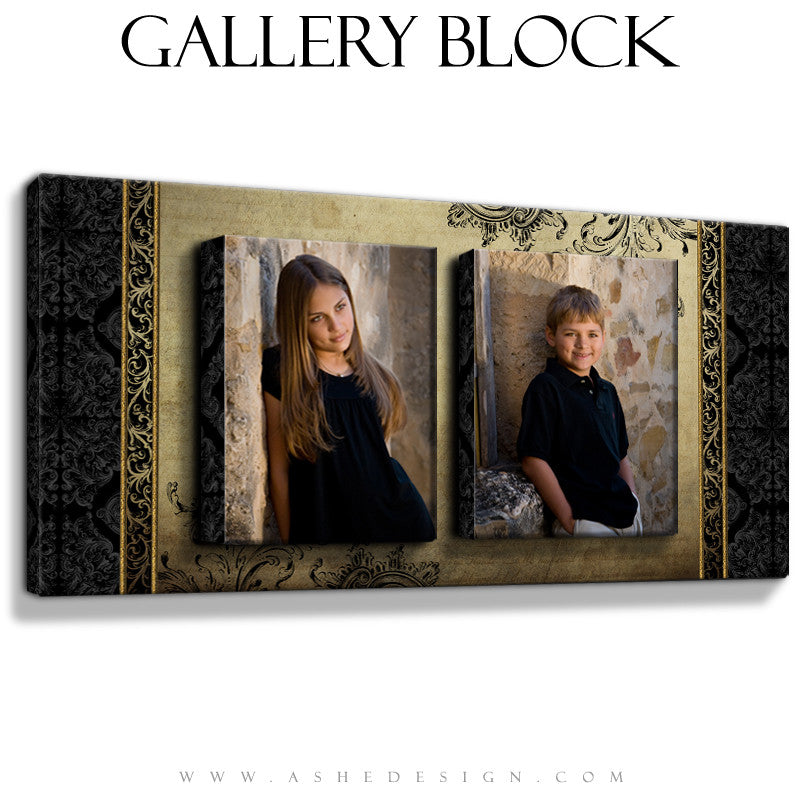 Gallery Block Design - Rejoice