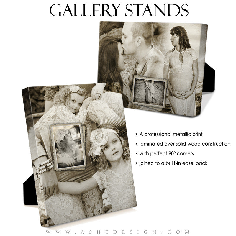 Gallery Stand Templates | Antique Fairy Tale