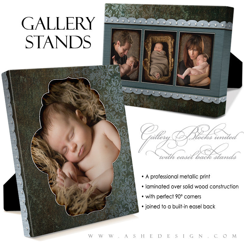 Gallery Stand Design (5x7) - Griffin