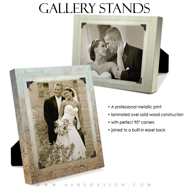 Gallery Stand Design (5x7) - Something Old