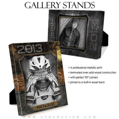Gallery Stand Design (5x7) - Tattooed