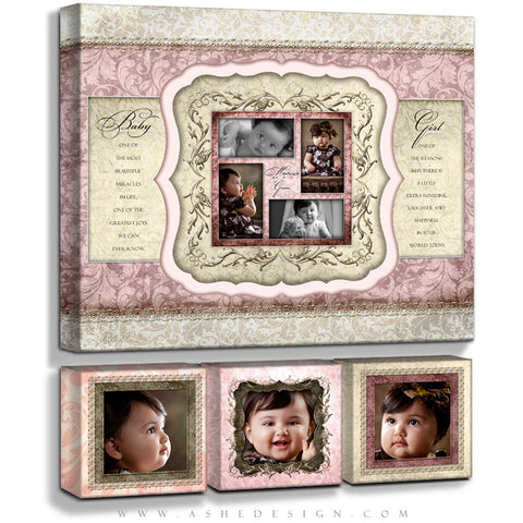 Gallery Wrap Collection Designs - Madison Grace