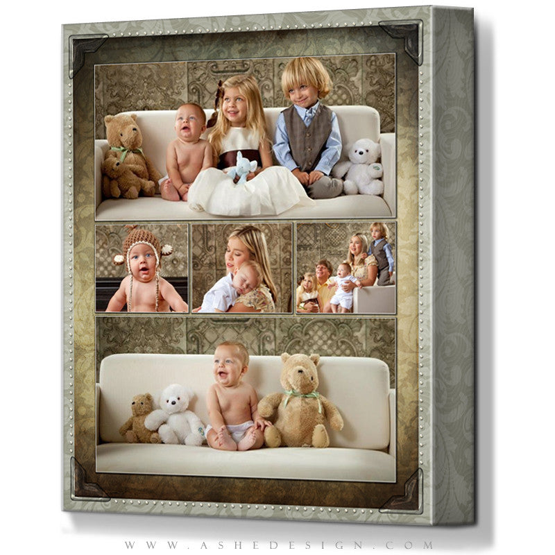 Ashe Design | Captivating 16x20 Gallery Wrap