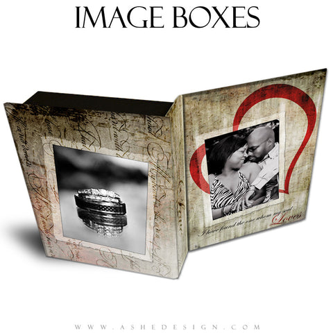 Image Box Designs - Love Letters