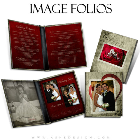 Image Folio Design - Love Letters