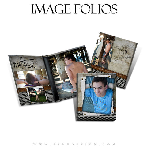 Image Folio Design - Scrap Metal
